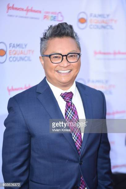 Alec Mapa attends Family Equality Council's Impact Awards at The Globe Theatre at Universal Studios on March 17, 2018 in Universal City, California.
