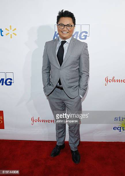 Alec Mapa attends PFLAG National's Eighth Annual Straight For Equality Awards Gala at The New York Marriott Marquis on April 4 2016 in New York City