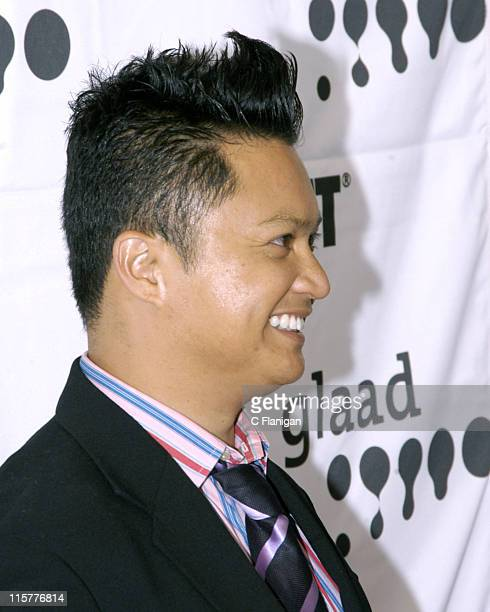 Alec Mapa during 16th Annual GLAAD Media Awards at Fort Mason Center in San Francisco California United States