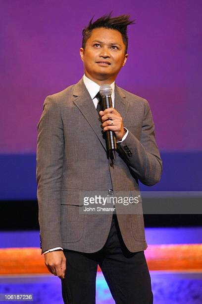 Alec Mapa during 18th Annual GLAAD Media Awards Los Angeles Show at Kodak Theater in Los Angeles California United States