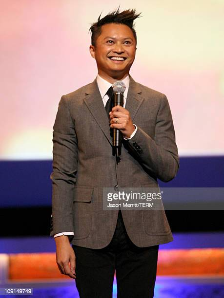 Alec Mapa during 18th Annual GLAAD Media Awards - Show at Kodak Theatre in Hollywood, California, United States.