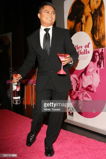 """Alec Mapa during """"Valley Of The Dolls"""" all-star reading at Renberg Theater in Hollywood, California, United States."""