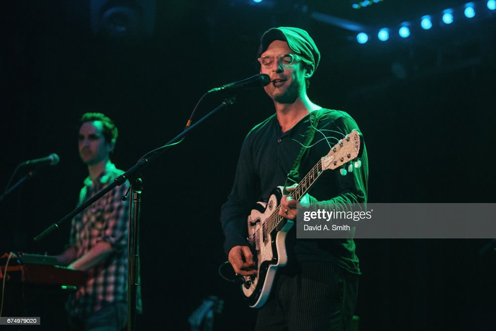 Clap Your Hands Say Yeah In Concert - Birmingham, Alabama : News Photo