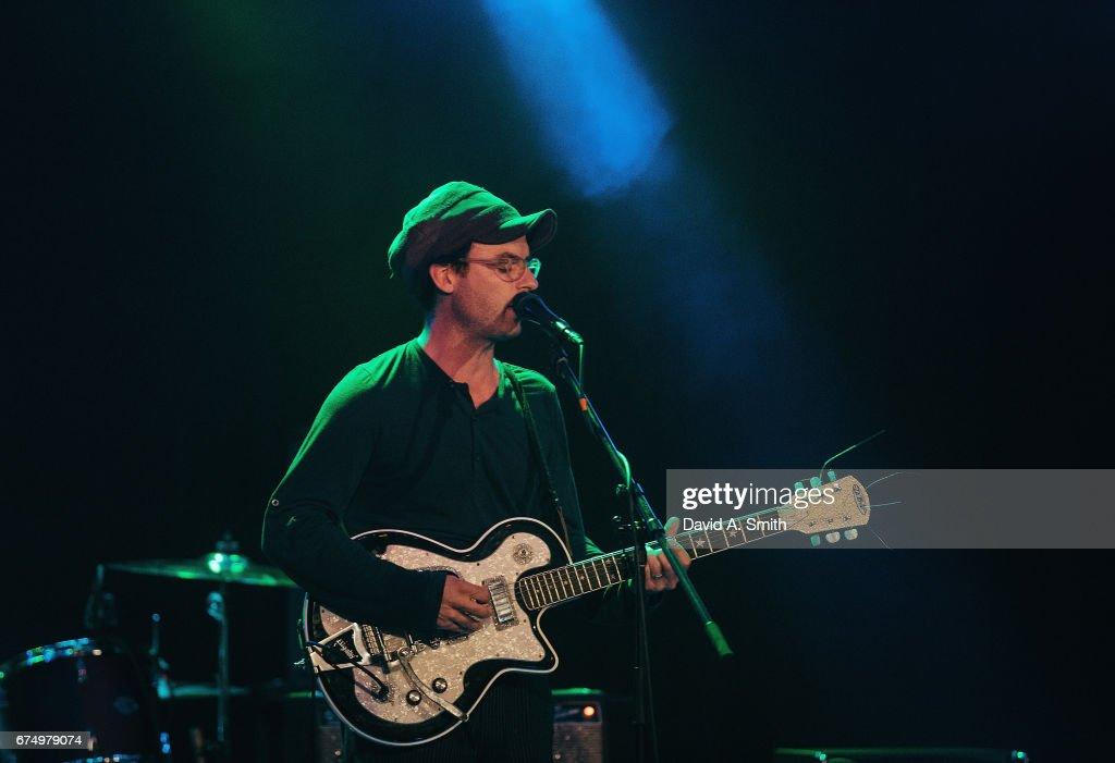 Clap Your Hands Say Yeah In Concert - Birmingham, Alabama : News Photo