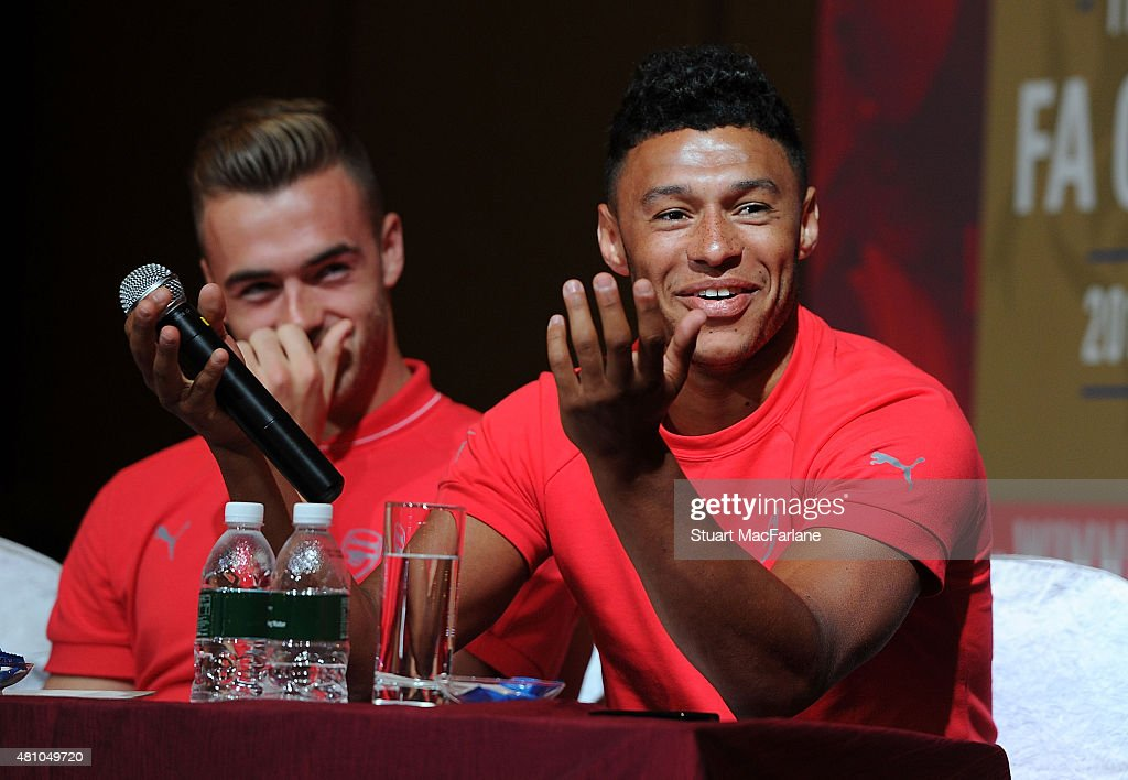 Arsenal in Singapore - Day 5 : News Photo