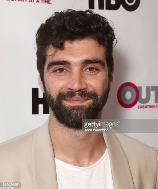 Alec Secareanu attends the 2017 Outfest Los Angeles LGBT Film Festival Opening Night Gala at Orpheum Theatre on July 6 2017 in Los Angeles California