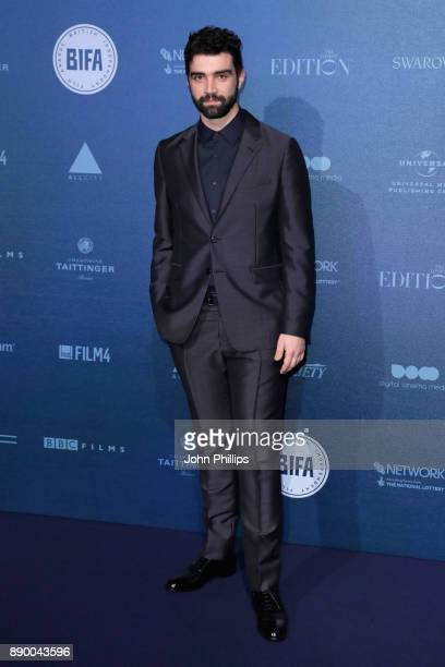 Alec Secareanu attends the British Independent Film Awards held at Old Billingsgate on December 10 2017 in London England