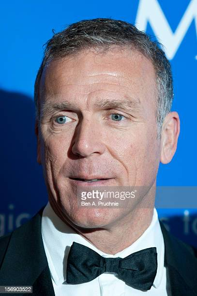 Alec Stewart attends MakeAWish Foundation UK Winter Ball 2012 held at The Dorchester on November 24 2012 in London England