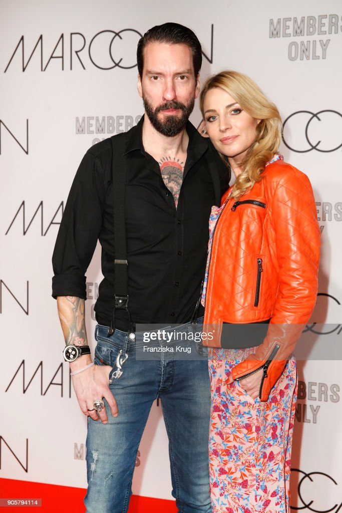Celebrities - Marc Cain Fashion Show Berlin AW 18