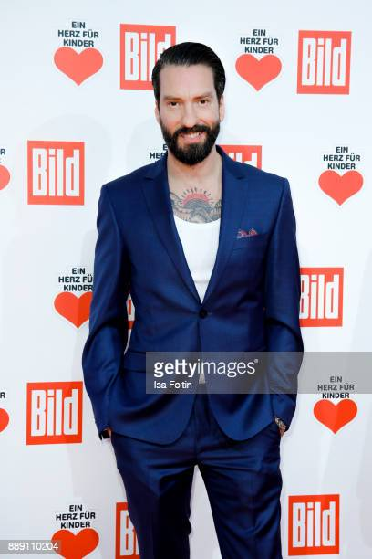 Alec Voelkel attends the 'Ein Herz fuer Kinder Gala' at Studio Berlin Adlershof on December 9 2017 in Berlin Germany