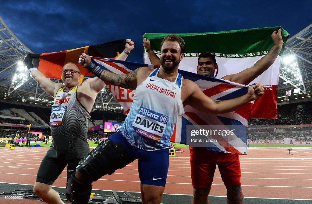 IPC World ParaAthletics Championships 2017 London - Day Nine : News Photo