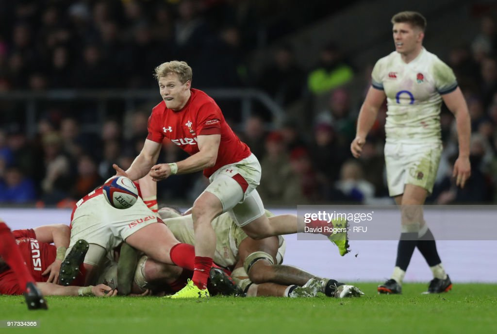 England v Wales - NatWest Six Nations
