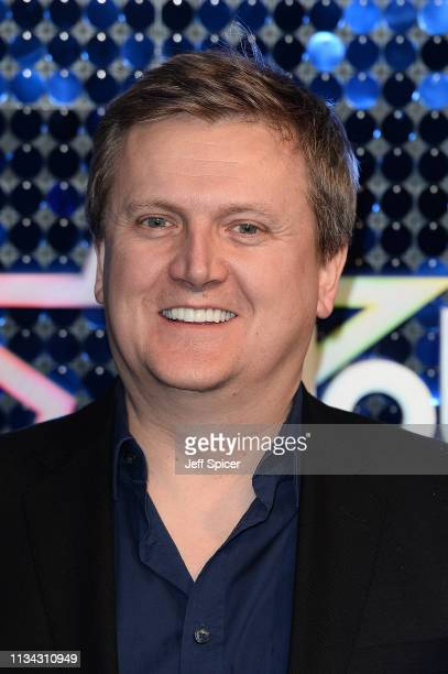 Aled Jones attends The Global Awards 2019 at Eventim Apollo Hammersmith on March 07 2019 in London England