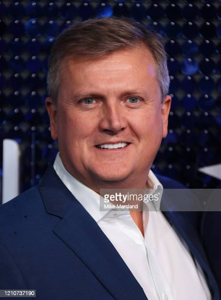 Aled Jones attends The Global Awards 2020 at Eventim Apollo Hammersmith on March 05 2020 in London England