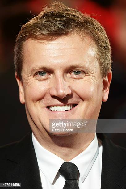 Aled Jones attends the ITV Gala at London Palladium on November 19 2015 in London England