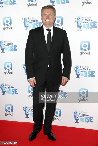 Aled Jones attends the Love Island final viewing party hosted by Capital for Global's Make Some Noise charity at the Ham Yard Hotel on November 20...