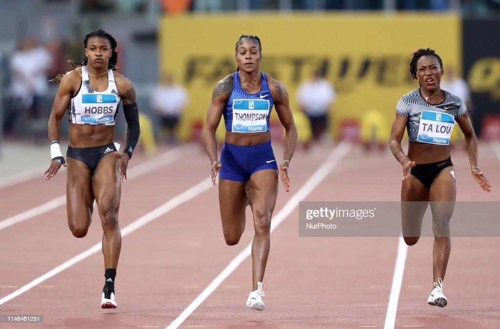 Rome Golden Gala - IAAF Diamond League : News Photo