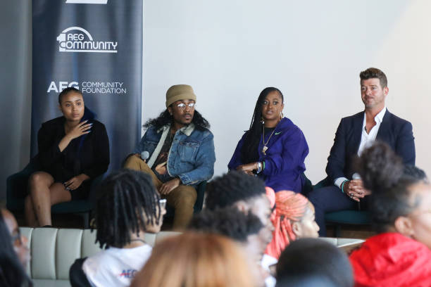CA: BET Experience Youth Program Presented By AEG