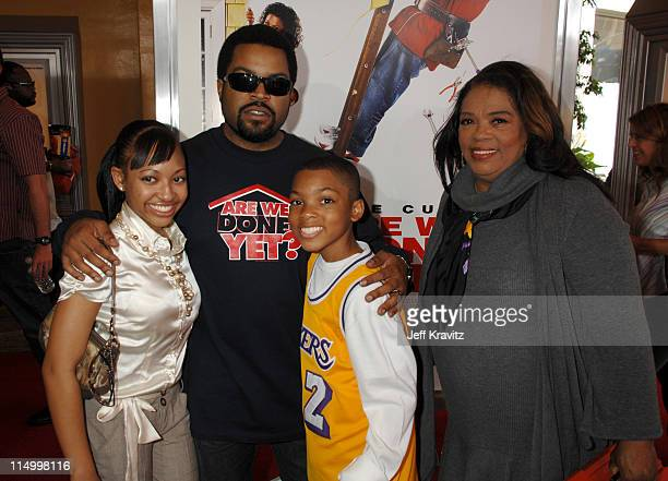 Aleisha Allen Ice Cube Philip Daniel Bolden and Irene 'Mama' Stokes