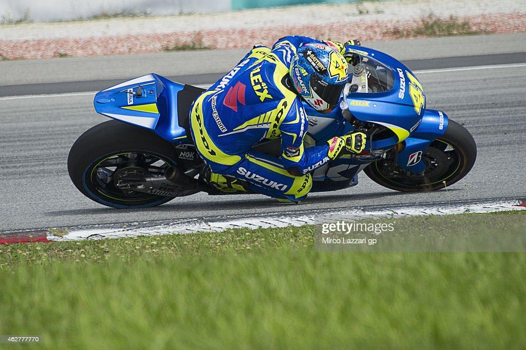 MotoGP - Aleix Espargaro se fracture une vertèbre » AcidMoto.ch, le site suisse de linformation