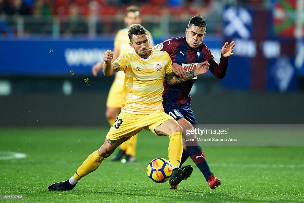 Eibar v Girona - La Liga