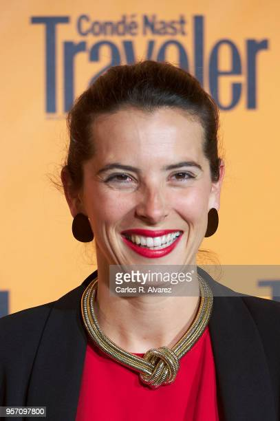Alejandra Anson attends the 2018 Conde Nast Traveler awards ceremony at Casino de Madrid on May 10 2018 in Madrid Spain