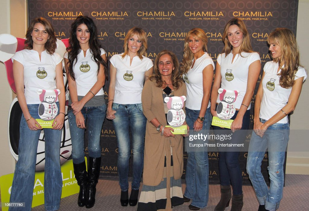 Launching Of Charity Bracelets By Chamilia