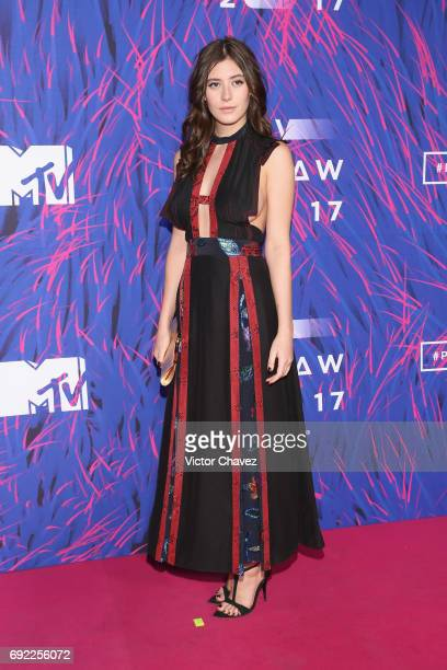Alejandra Guilmant attends the MTV MIAW Awards 2017 at Palacio de Los Deportes on June 3, 2017 in Mexico City, Mexico.