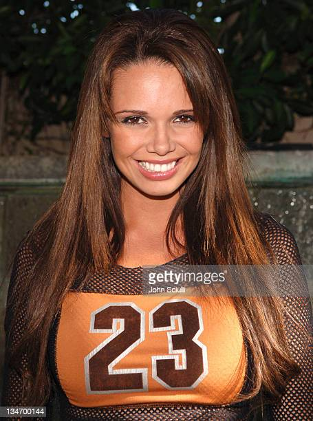 Alejandra Gutierrez during Melanie Segal's Platinum Luxury Gifting Suite in Celebration of the 58th Annual Emmys and the 2006 MTV VMAs Day 1 at Le...