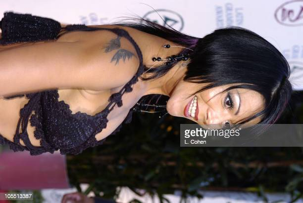 Alejandra Guzman during 2004 Latin Recording Academy Person of the Year Tribute Event Honoring Carlos Santana at Century Plaza Hotel in Los Angeles...