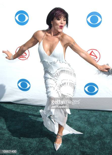 Alejandra Guzman during The 5th Annual Latin GRAMMY Awards Arrivals at Shrine Auditorium in Los Angeles California United States