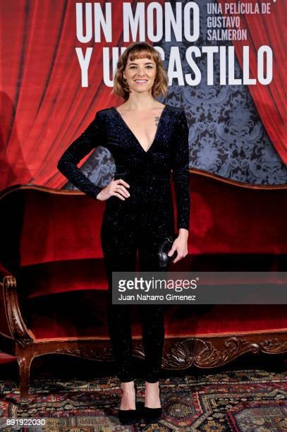 Alejandra Lorente attends 'Muchos Hijos Un Mono Y Un Castillo' premiere at Callao Cinema on December 13 2017 in Madrid Spain