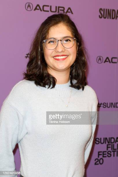Alejandra MadrigalAvina attends the 2020 Sundance Film Festival La Leyenda Negra Premiere at Egyptian Theatre on January 27 2020 in Park City Utah