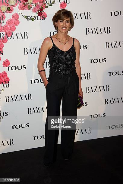 """Alejandra Martos attends the presentation of the new fragance """"Rosa"""" at the Ritz Hotel on April 23, 2013 in Madrid, Spain."""