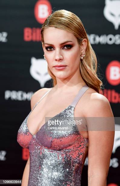 Alejandra Onieva attends during Feroz awards red carpet on January 19 2019 in Bilbao Spain