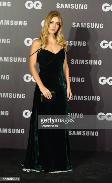Alejandra Onieva attends the 2017 'GQ Men of the Year' awards at The Palace Hotel on November 16 2017 in Madrid Spain