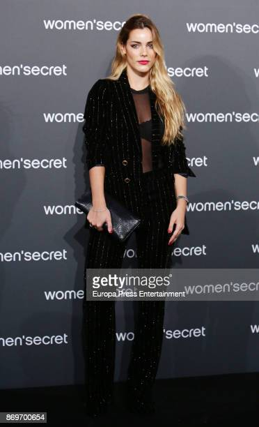 Alejandra Onieva attends the event Women'Secret Night to present the campaign Wanted on November 2 2017 in Madrid Spain