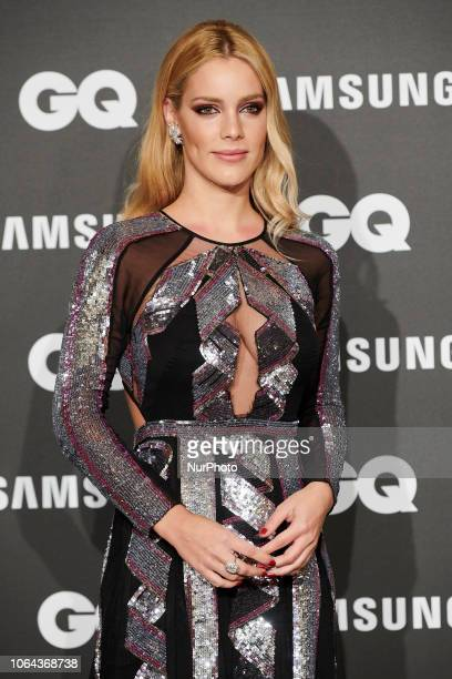 Alejandra Onieva attends the 'Gq Man of the year 2018 awards' at Westin Palace Hotel in Madrid Spain on Nov 22 2018
