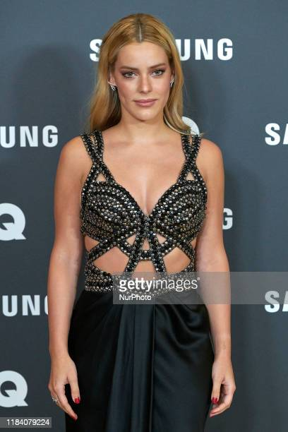 Alejandra Onieva attends the GQ Men Of The Year Awards 2019 photocall at The Westin Palace Hotel in Madrid Spain on Nov 21 2019