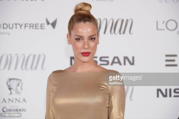 Alejandra Onieva attends the IV 'Woman Madame Figaro' Awards 2019 photocall at Casino Of Madrid in Madrid Spain on Nov 25 2019