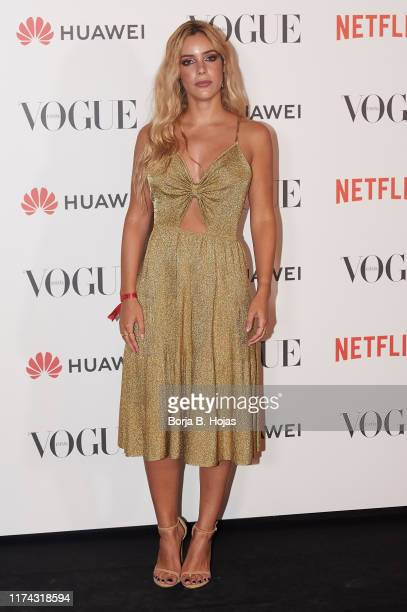 Alejandra Onieva attends to Vogue Fashion Night Out 2019 on September 12 2019 in Madrid Spain