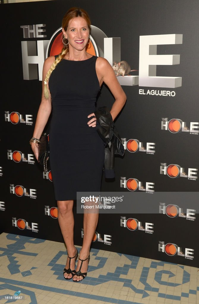 'The Hole' Barcelona Premiere : Fotografía de noticias