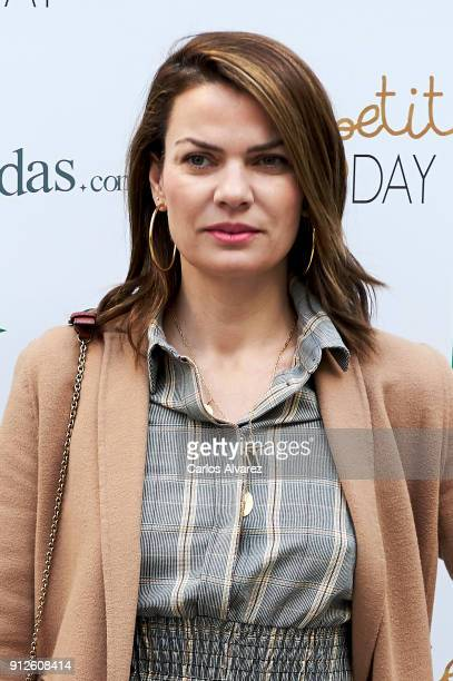Alejandra Rojas attends 'The Petite Special Day' at the Santo Mauro Hotel on January 31 2018 in Madrid Spain