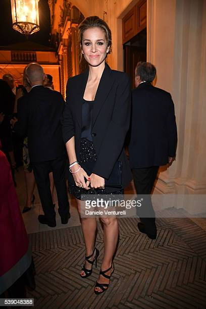 Alejandra Silva attends McKim Medal Gala In Rome on June 9 2016 in Rome Italy
