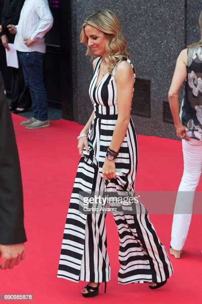 Alejandra Silva attends the 'Norman The Moderate Rise and Tragic Fall of a New York Fixer' premiere at the Callao cinema on May 31 2017 in Madrid...