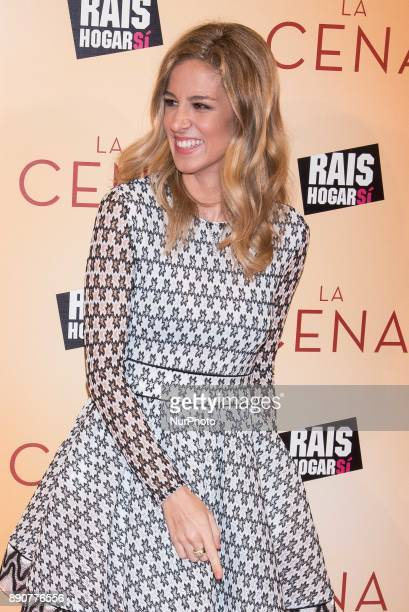 Alejandra Silva attends the 'The Dinner' movie premiere at 'Capitol Cinema' in Madrid on Dec 11 2017