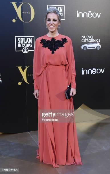 Alejandra Silva attends the 'Yo Dona' International Awards at the Palacio de los Duques de Pastrana on June 19 2017 in Madrid Spain