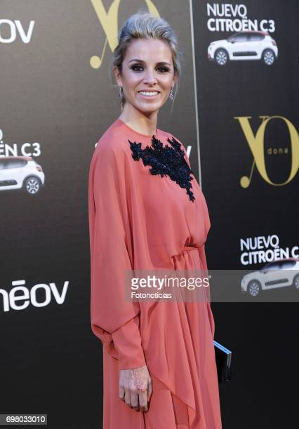 Alejandra Silva attends the 'Yo Dona' International Awards at the Palacio de los Duques de Pastrana on June 19 2017 in Madrid Spain