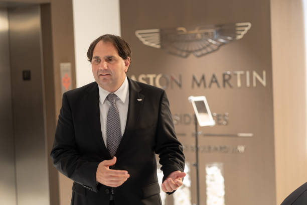 FL: Aston Martin Residences In Miami Unveils First Aston Martin DBX In The Americas