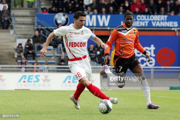 Alejandro ALONSO Lorient / Monaco 36eme journee de Ligue 1 Stade du Moustoir